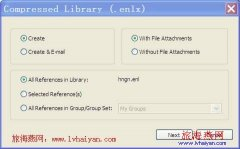 EndNote X7 菜单命令详解(1)-File(Compressed library)